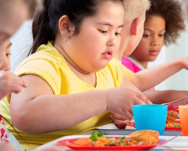 Les signes de l'obésité infantile